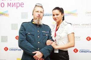 Валерия Тутанова и Мастер Го